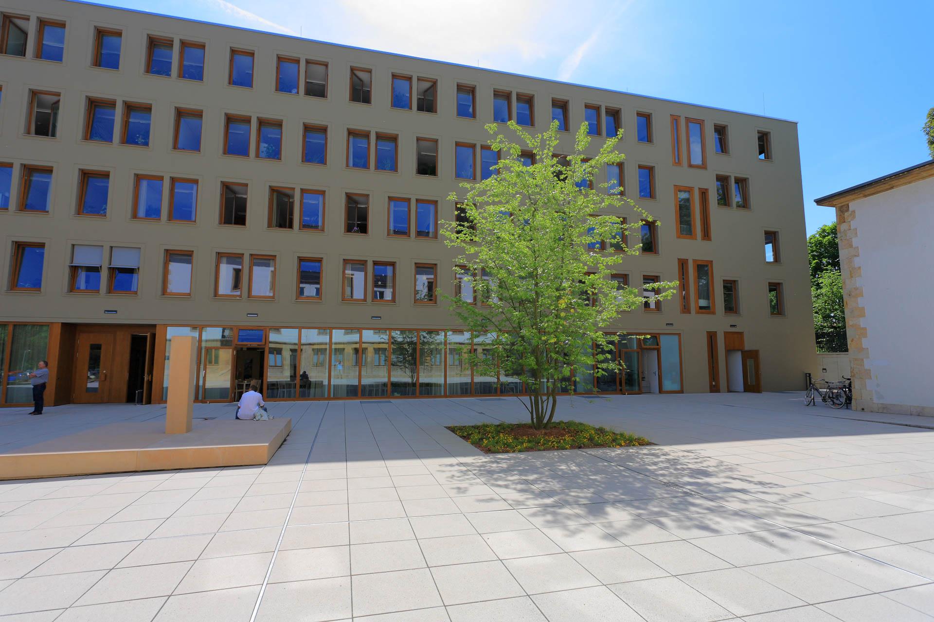 Stadtverwaltung Weimar Neubau